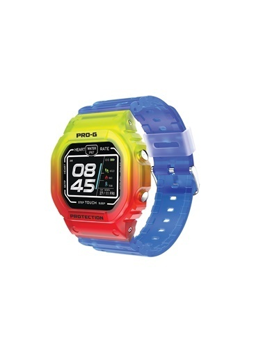 MF Product MF Product Wear Pro-G 0544 Akıllı Saat Mavi Mavi